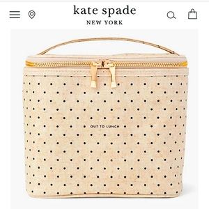 Kate Spade Brand New Out to Lunch Tote
